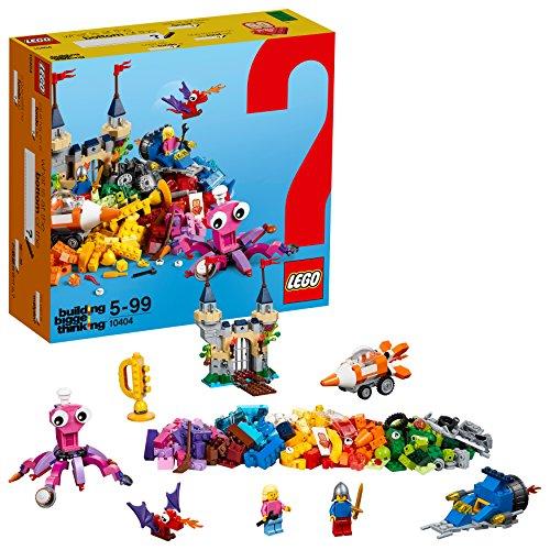 [해외]레고 (LEGO) 클래식 바다의 바닥에는 뭐가 있나요? 10404 / Lego Classic What`s in the bottom of the sea? 10404