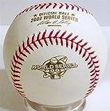 #4: Rawlings 2002 Official World Series Game Baseball