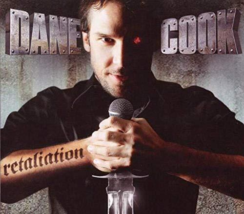 dane cook retaliation dvd - 2