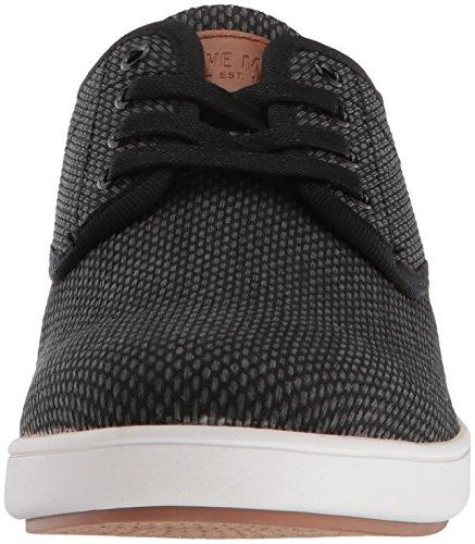 Steve Madden Hombres Ferrin Sneaker Black Fabric ...