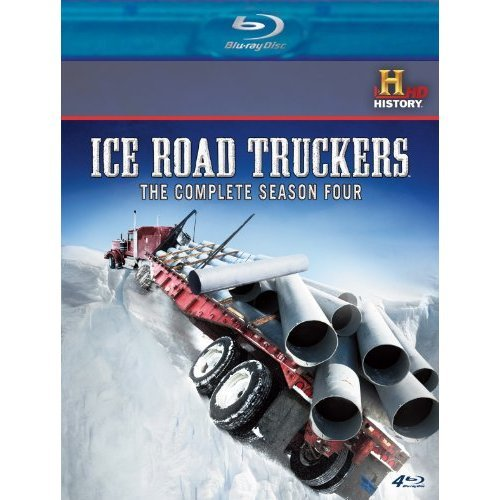 ICE ROAD TRUCKERS:COMPLETE SEASON 4