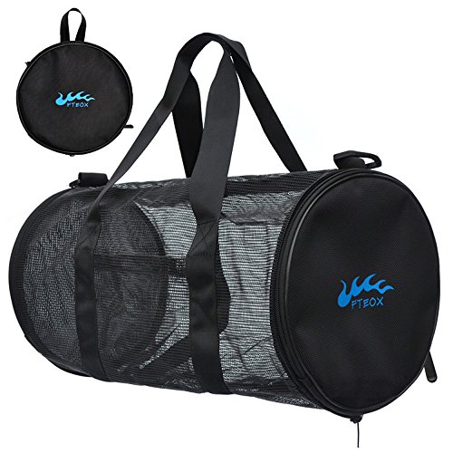Dive Bag - Mesh Duffle Bag for S...
