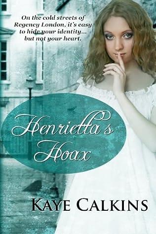 book cover of Henrietta\'s Hoax