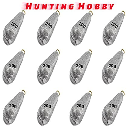 Buy Fishing Lead Casting Sinker, Molds, Weights, Shots, Ball