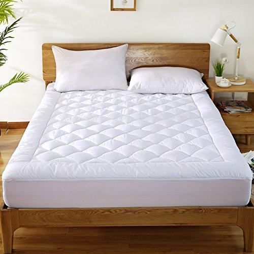 Fits All Cotton Mattress Pad - 3