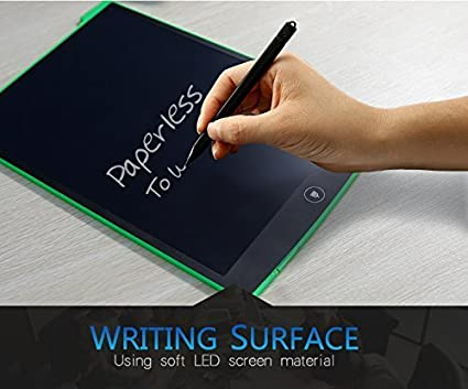 12u0026quot; LCD Writing Tablet EWriter With Free Carry Sleeve U0026 Lanyard.  Paperless Electronic Digital