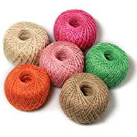 Digiroot Natural Jute Twine Perfect for Gift Packaging