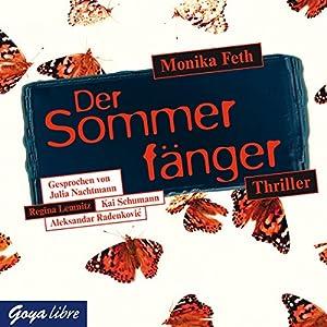 Sommerfänger (Jette und Merle 5) Hörbuch