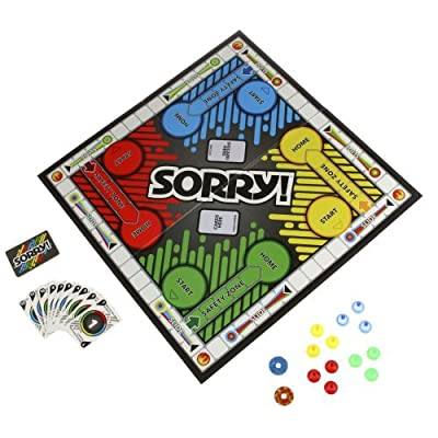 Hasbro 2013 Edition Sorry Game: Toys & Games
