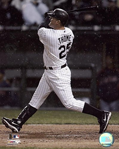 - JIM THOME CHICAGO WHITE SOX UNSIGNED 8X10 PHOTO