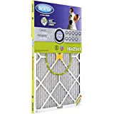 BestAir PF1625-1 Furnace Filter, 16 x 25 x 1, Carbon Infused Pet Filter, MERV 11