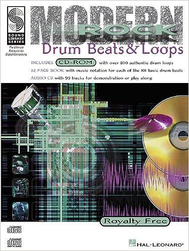Modern Rock Drum Beats & Loops (Sound Library): Scott