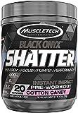 MuscleTech Shatter Black Onyx - Cotton Candy