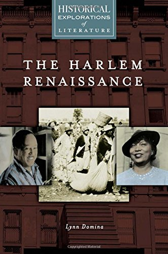 Search : The Harlem Renaissance: A Historical Exploration of Literature (Historical Explorations of Literature)