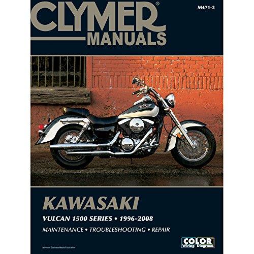 Clymer Kawasaki Vulcan 1500 Series (1996-2008) ()