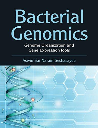 Bacterial Genomics: Genome Organization and Gene Expression Tools Aswin Sai Narain Seshasayee