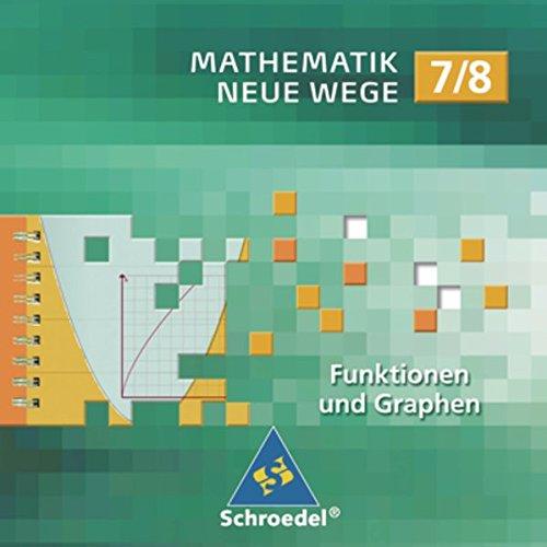 mathematik-neue-wege-si-cd-rom-7-8-funktionen-und-graphen