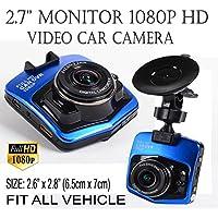 JDM 2.5 Full HD 1080P Car DVR Vehicle Camera Video Recorder Dash Cam FAST SHIP [Universal Fit]