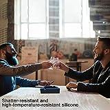 K&F Silicone Cigar Ashtray Heat Resistant
