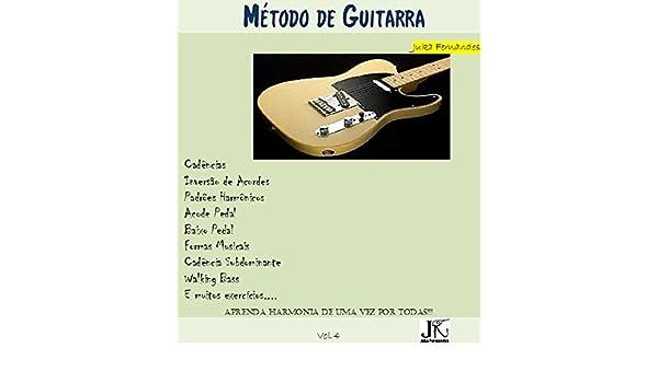 Método de Guitarra (Portuguese Edition) eBook: Juka Fernandes ...