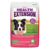Health Extension Lite Chicken & Brown Rice Recipe, 1-pound