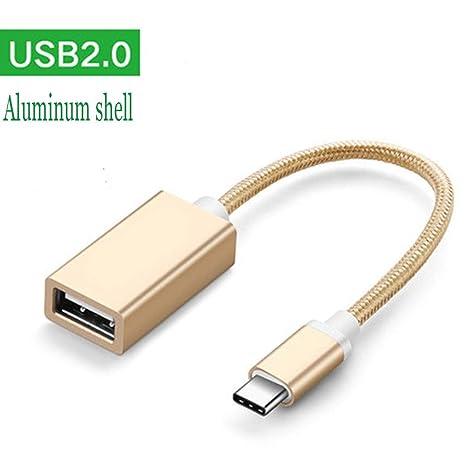 YJJSL Convertidor de Datos multifunción USB Micro Transmisor ...