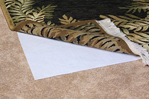 Grip-It Magic Stop Non-Slip Pad for Rugs Over Carpet, 5' by 7' (Rug Grip Rug)