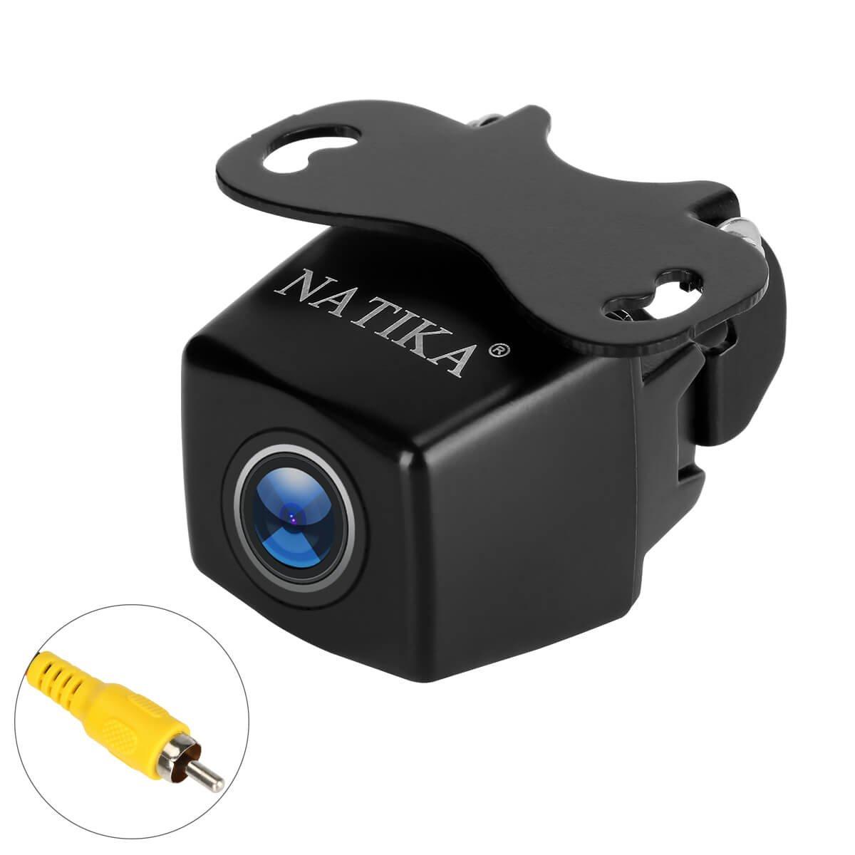 Amazon.com: NATIKA Backup Camera with Waterproof HD Night Vision ...