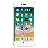 Apple iPhone 6 Teléfono Celular 64 GB Color Gold Certificado y Reacondicionado (Certified Refurbished) Desbloqueado (Unlocked)