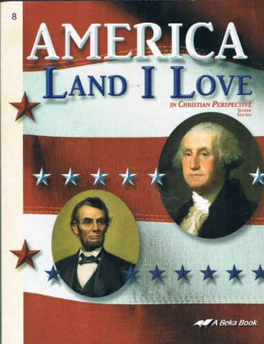 America, Land I Love in Christian Perspective, used for sale  Delivered anywhere in USA