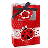 Best Big Dot of Happiness Birthday Gifts For One Year Olds - Modern Ladybug - Baby Shower or Birthday Party Review