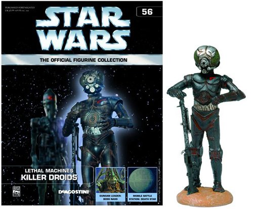 4-LOM Official Figurine Collection #56