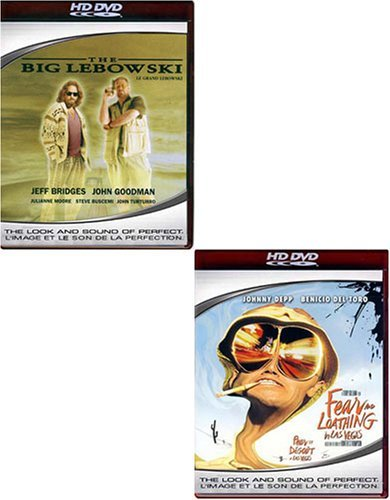 The Big Lebowski (HD DVD) / Fear and Loathing in Las Vegas (HD DVD) (2 - Depp And Fear Johnny Vegas Las Loathing