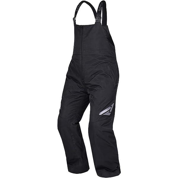 FXR Mens Fuel Bib Pant Black Size Large Short