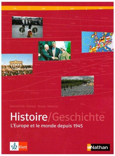 histoire-geschichte-l-europe-et-le-monde-depuis-1945