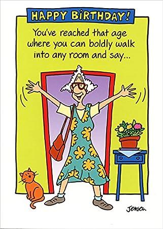 Amazon.com: Boldly Walk en cualquier habitación – Oatmeal ...