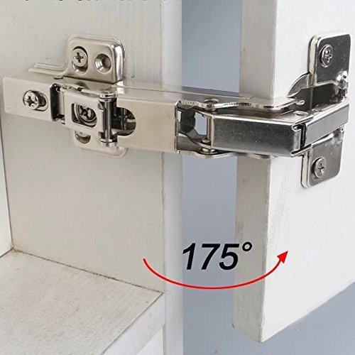 T Amp B 175 Degree Concealed Cabinet Hinges Face Soft Close