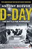 Front cover for the book D-Day: The Battle for Normandy by Antony Beevor