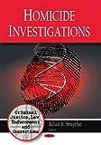 Homicide Investigations, Allan B. Smythe, 1606922580