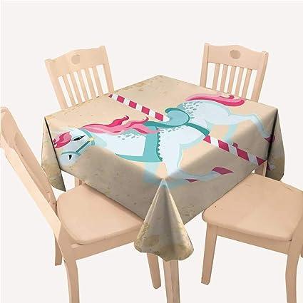 Amazon Com Williamsdecor Horse Decor Tablecloths Party Decorations