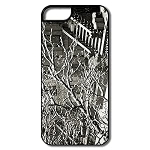 Winter New York IPhone 5/5s Case For Couples