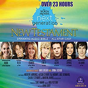 The Word of Promise Next Generation Audio Bible Audiobook