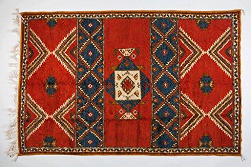 Moroccan Large Berber Rug - 8.0