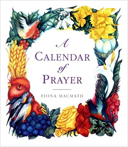 Calendar of Prayer