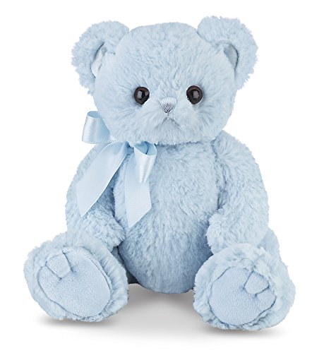 Bearington Baby Lil Huggie Teddy Bear (Blue), 8