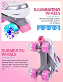 Kuxuan Saya Roller Skates Adjustable for