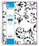 "Blue Sky 2018 Weekly & Monthly Planner, Twin-Wire Binding, 8.5"" x 11"", Analeis"