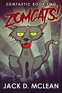 Zomcats! by Jack D. McLean ebook deal