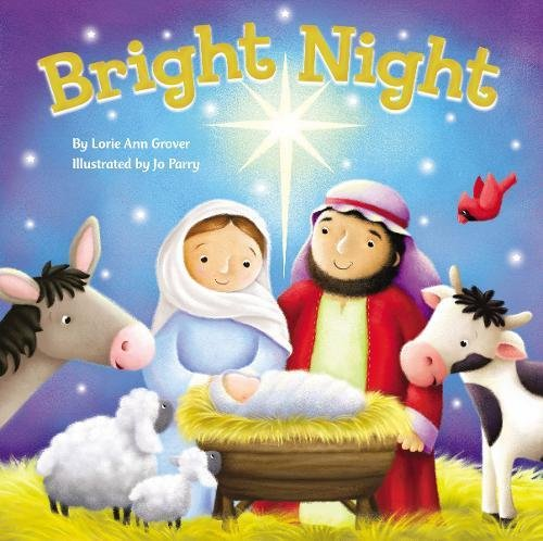 Bright Night (Meaning Christmas Manger)