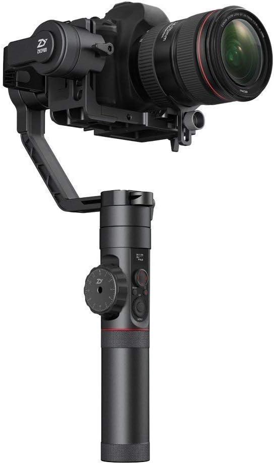 Zhiyun Crane 2 - Estabilizador para cámara, Negro: Amazon.es ...